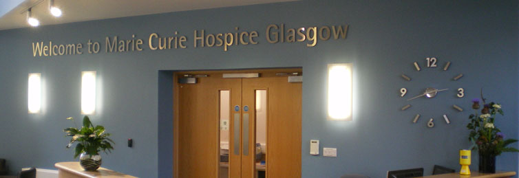 Marie Curie Hospice, Glasgow